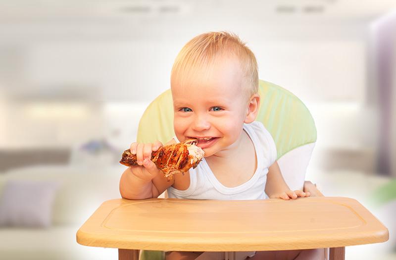 25 råd om amming og spedbarnsmat /
