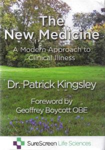Kingsley_2013_The-new-medicine_Forside_Høyoppløselig