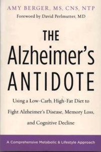 Briljant om Alzheimers sykdom og lavkarbo-/høyfettkost /