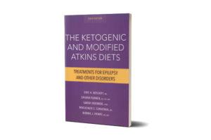 Viktig bok om epilepsi og ketogene kosthold /
