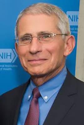 Dr. Anthony Fauci tar vitamin D og C forebyggende mot infeksjoner /