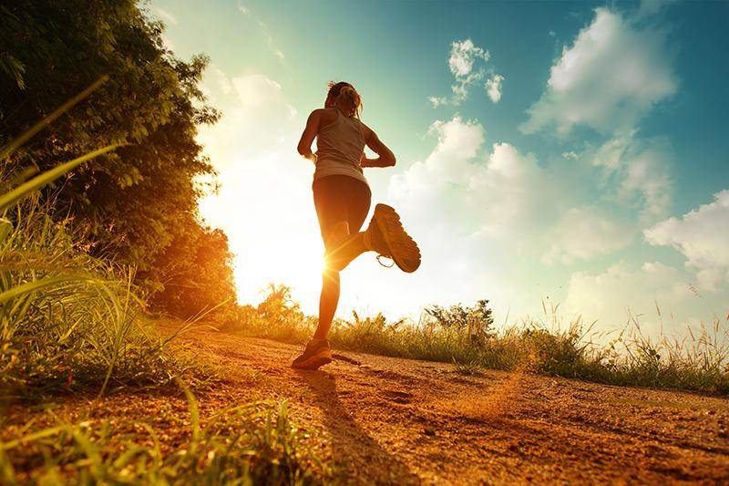 Hjernens stimuleres under fysisk aktivitet /