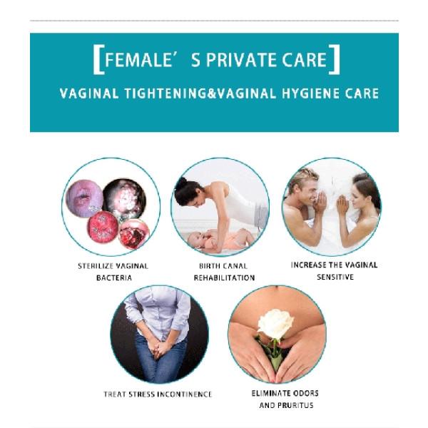 Vaginal laser med stramme-effekt og vibrasjon / Vaginal laser med stramme-effekt og vibrasjon Lav nivå multifargelaser er en naturlig og behagelig måte og stramme vagina