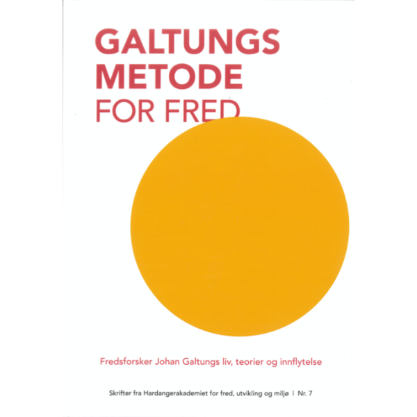 Galtungs metode for fred /