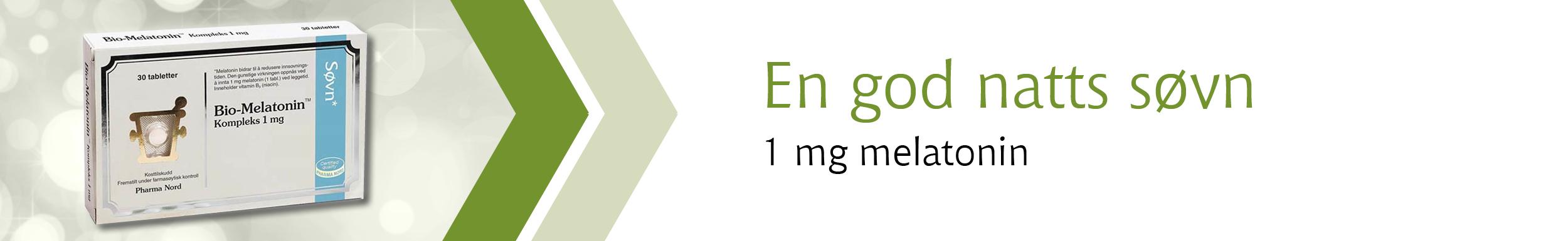 melatonin - annonse