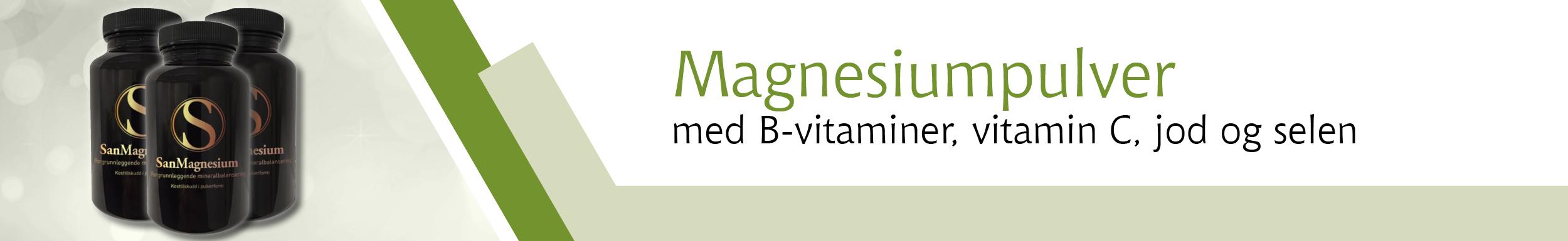 magnesium - annonse