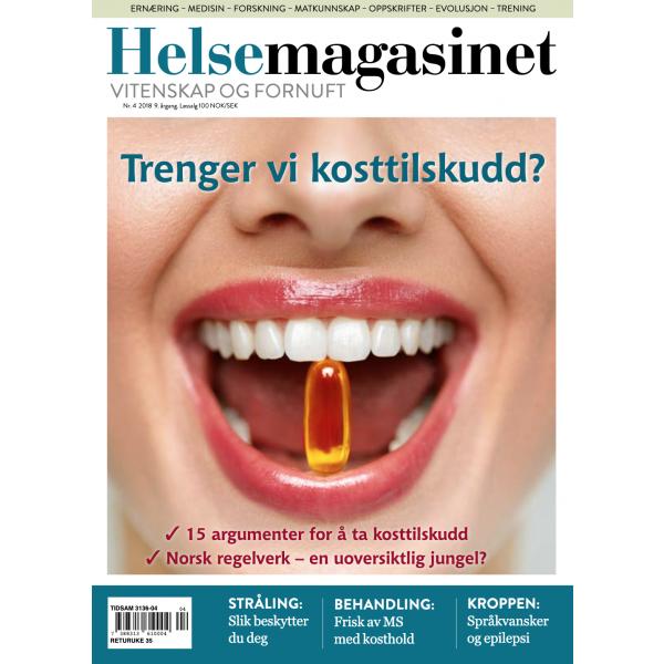 Helsemagasinet nr. 4 2018