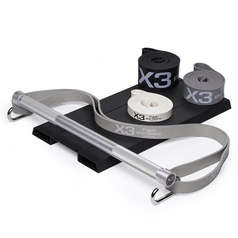Trening med X3 Elite- plate og strikker