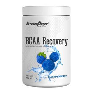 ironflex bcaa recovery blue raspberry