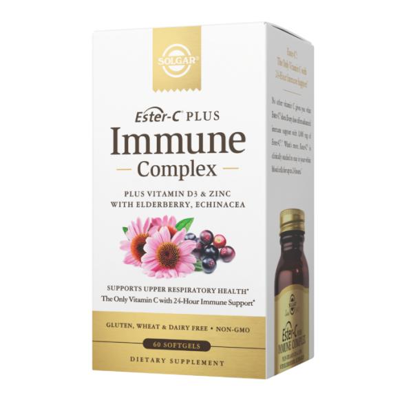 Solgar: Immune Complex (60 kapsler) /