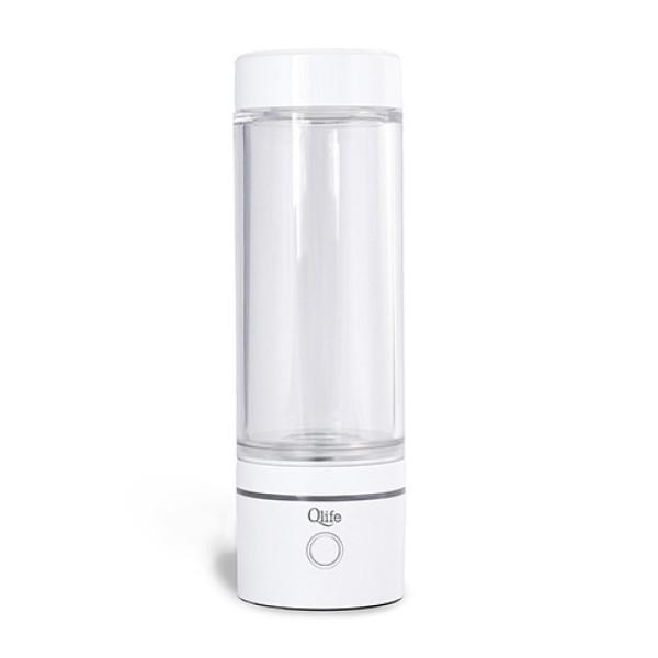 Qlife: Qcup Max - hydrogenvanngenerator / Qcup Max er den beste bærbare enheten i sin klasse. Lag ditt eget hydrogenvann med Qcup Max og invester i helsen din ved å maksimere hydrogennivået ditt i dag!
