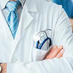 Gruppelogoen til Spør legen: Medisinske spørmål